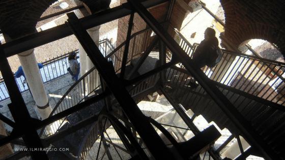 Salire sulla Torre Lamberti a Verona
