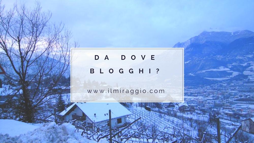 #daDoveBlogghi?