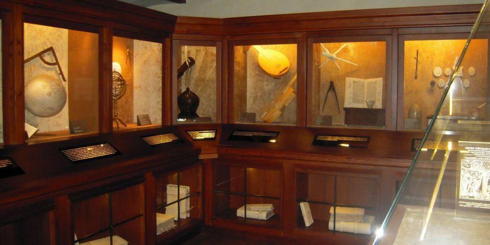 Una delle sale della Casa Museo Giorgione