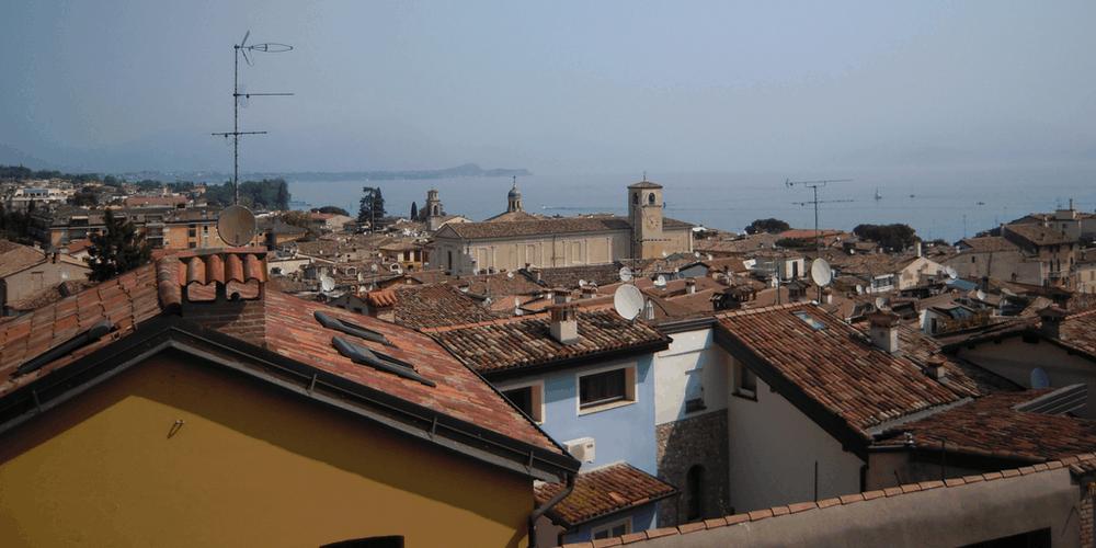 I tetti di Desenzano