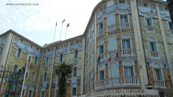 Grand Hotel Ausonia & Hungaria
