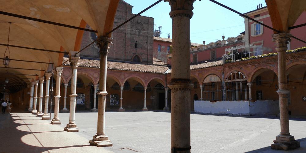 Portico più largo di Bologna