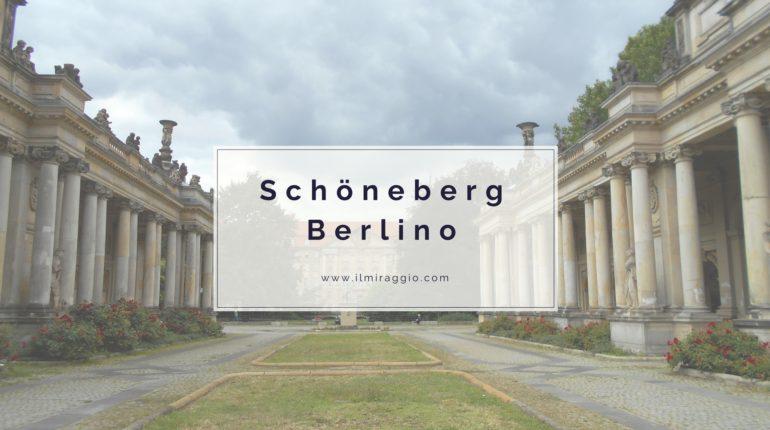Il quartiere di Schöneberg a Berlino