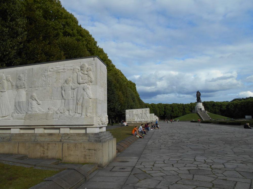 memoriale sovietico