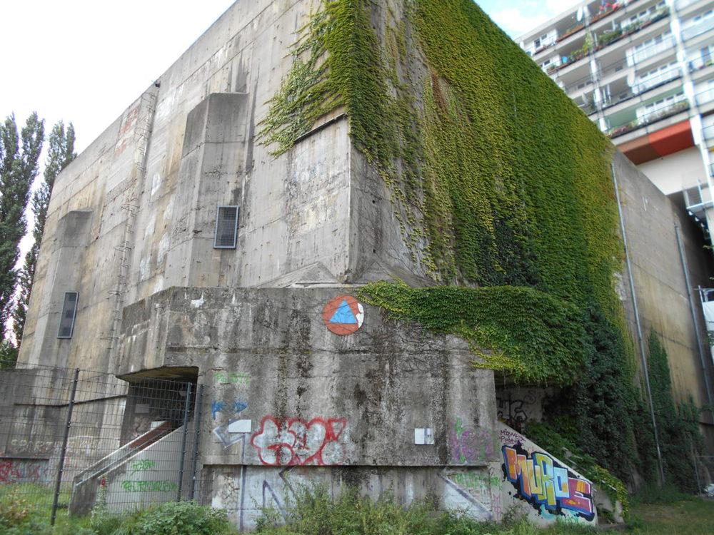 Il bunker antiaereo della Seconda Guerra Mondiale