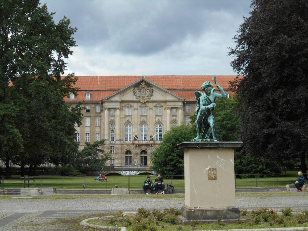 Il Kammergericht in Kleistpark