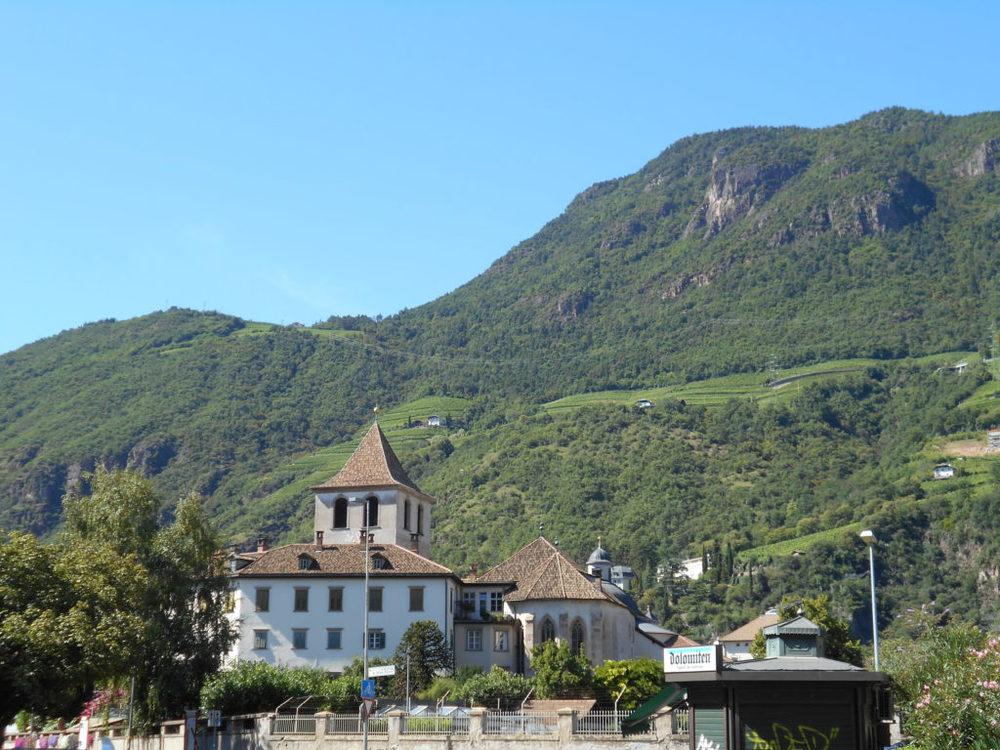 L'abbazia benedettina