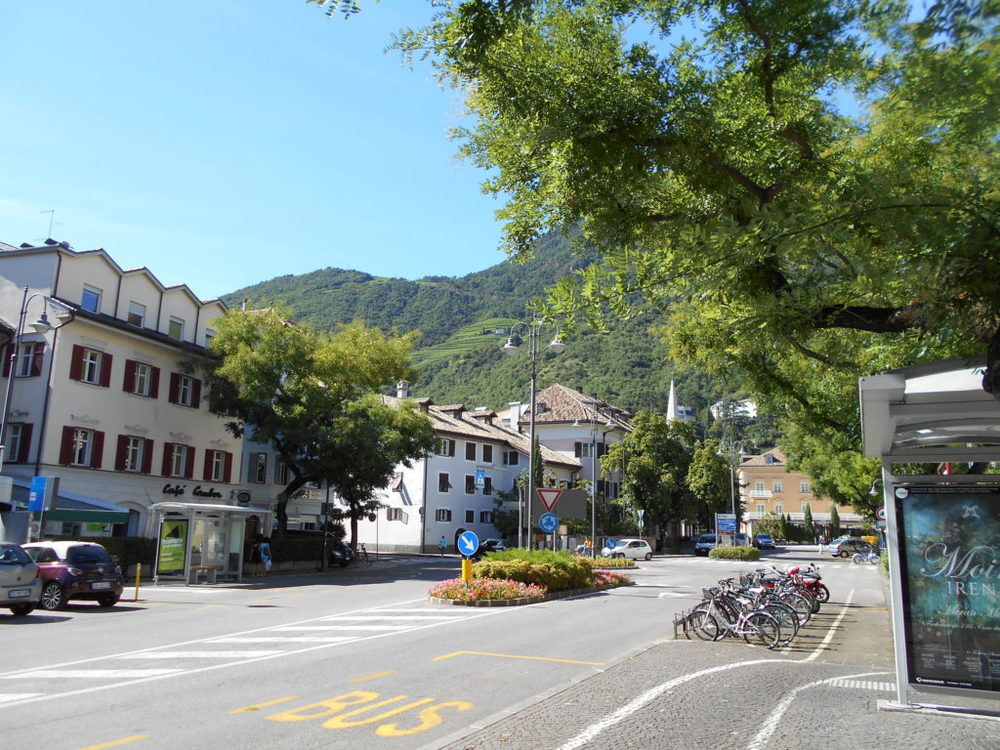 Piazza Gries