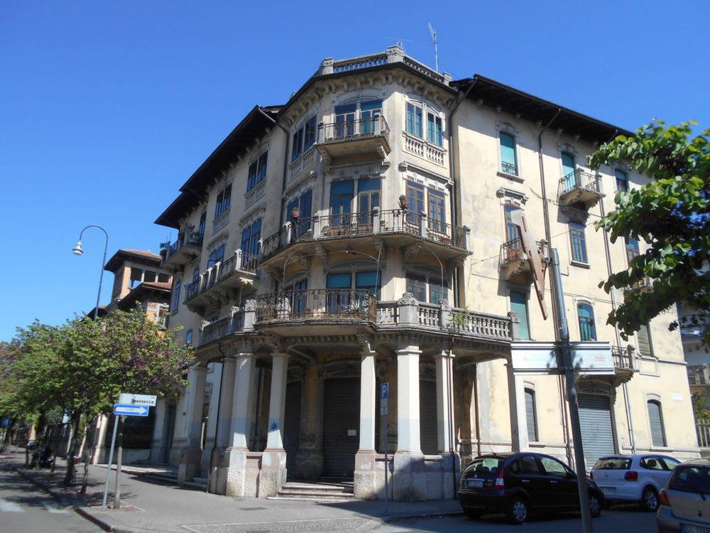 itinerario alternativo di Verona