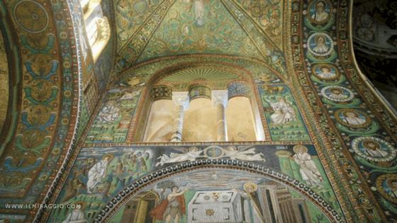 Interno della Basilica di San Vitale