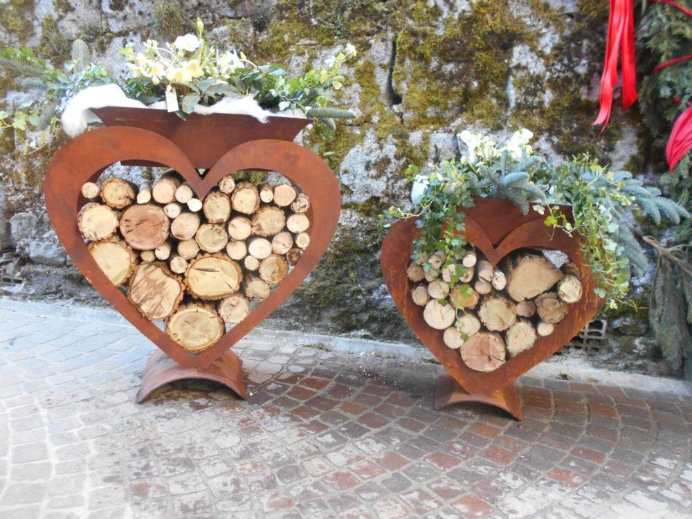 Decorazioni legno