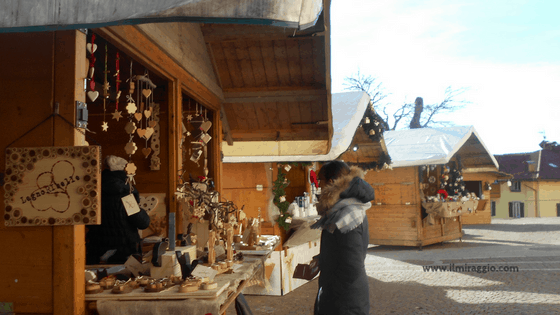 I mercatini di Natale a Molveno