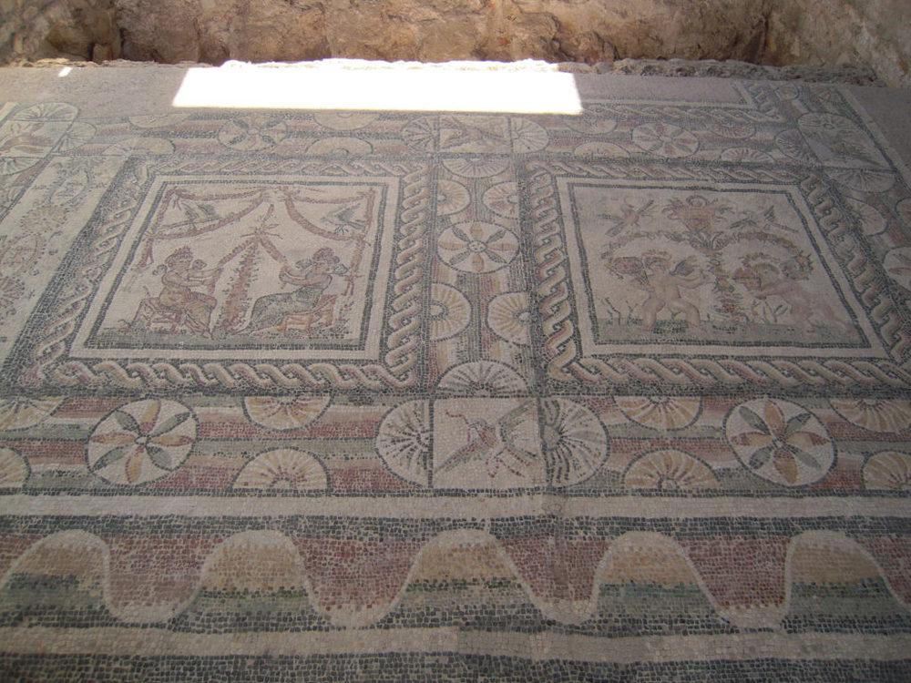 mosaici del museo archeologico di desenzano