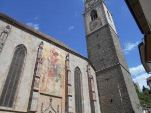 Duomo e campanile di Merano