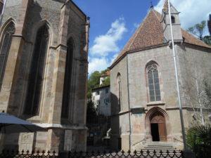 Il Duomo col suo battistero