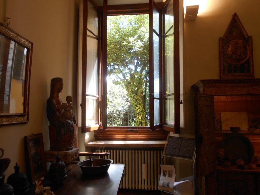 Una delle stanze del Museo Casa Rodolfo Siviero