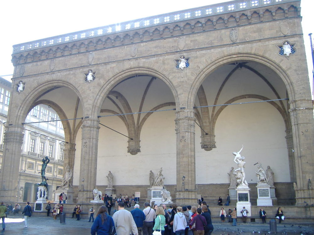 Cosa vedere a Firenze: Loggia dei Lanzi