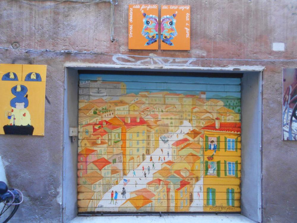 street art a Perugia