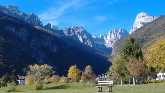 Dolomiti del Brenta a Molveno
