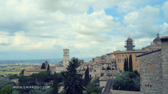 Panorama da Assisi