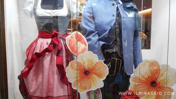 Costumi Tradizionali Tirolesi in versione moderna