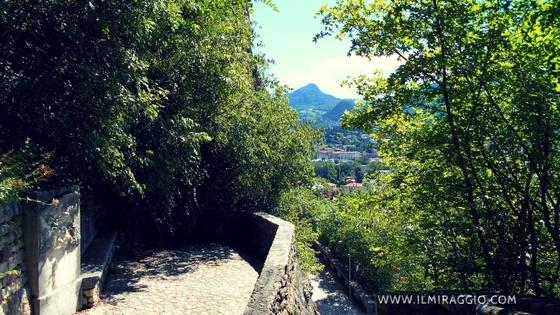 il Doss Trento Parchi giardini Trento