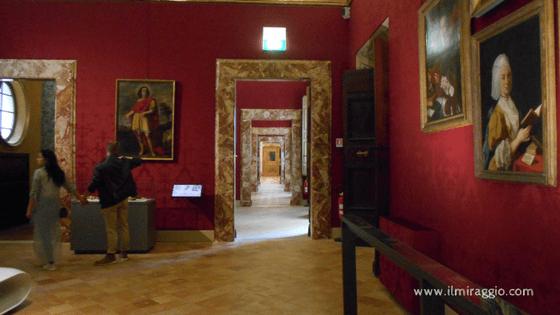 Interno del Palazzo Buonaccorsi
