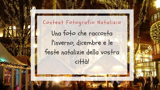 Contest Fotografico Natalizio #LeCartolineDelMiraggio