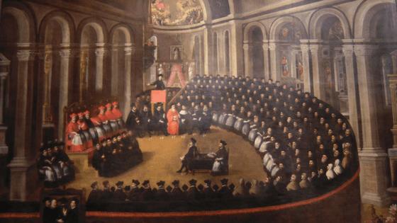 I luoghi del Concilio di Trento