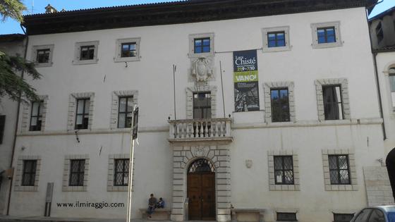 Palazzo Roccabruna tra i luoghi del Concilio di Trento