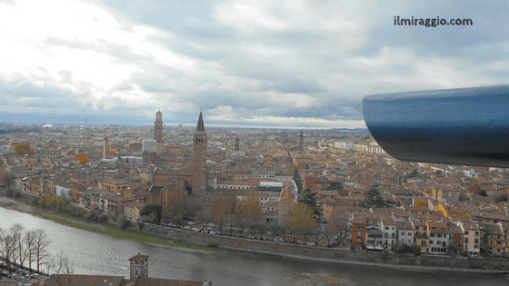 Verona dall´alto
