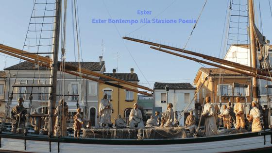 Presepe in barca