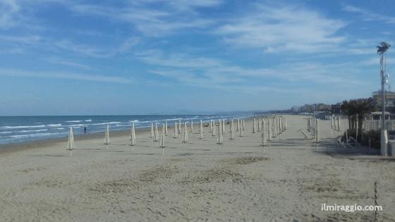 Una spiaggia di velluto
