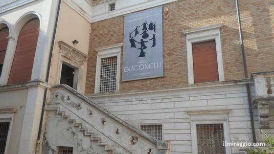 Museo Comunale d'Arte moderna e dell'Informazione