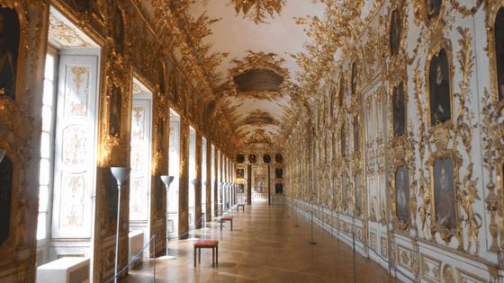 Un salone della Residenz
