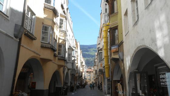 I portici di Bressanone