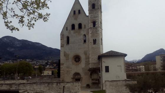 La chiesa di Sant'Appollinare