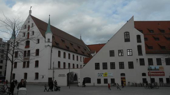 L'esterno del Museo Civico