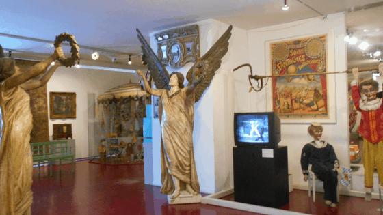 Marionette al Museo Civico