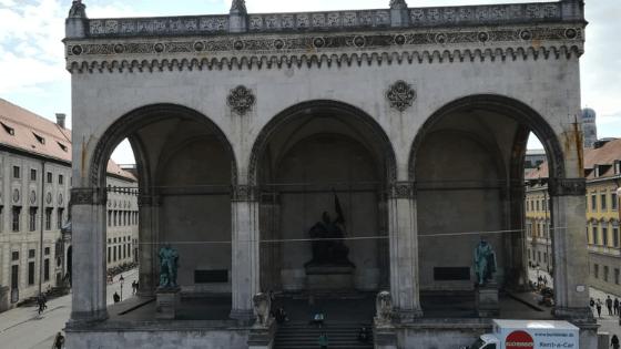 IL NAZIONALSOCIALISMO A MONACO luoghi e musei