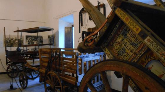 Museo della Mezzandria a Senigallia