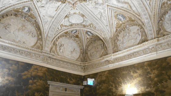 Soffitto Palazzo Bavaria