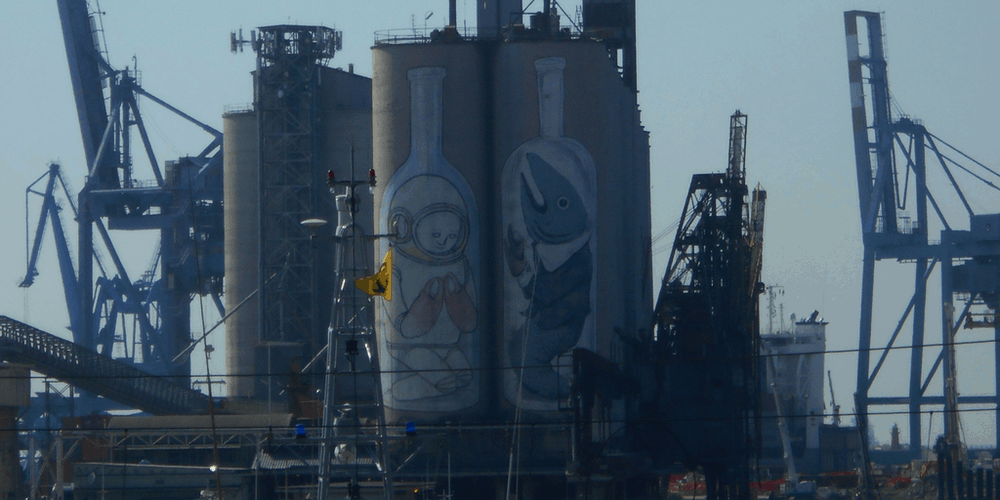I silos di Ancona