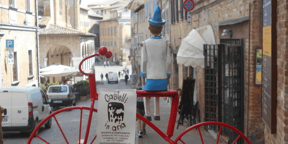 Scorci di Urbino