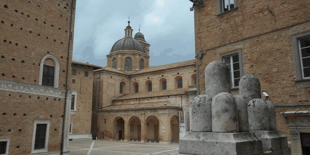 Scorcio sul Duomo