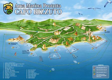 © Riserva Marina Protetta Capo Rizzuto