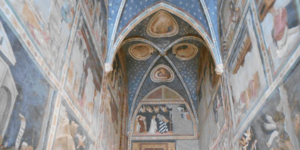 La cappella S Giovanni a Bolzano