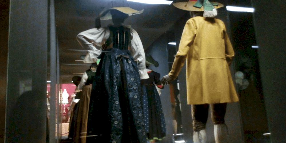 Museo Civico di Bolzano I costumi tipici