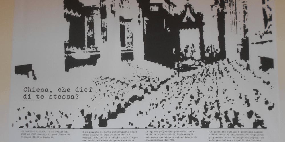 I luoghi del '68 a Trento chiesa