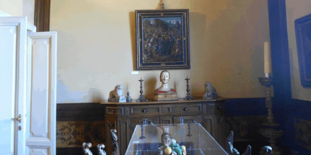 Rodolfo Siviero un 007 dell'arte sala da pranzo